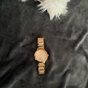 Jennifer Lopez Other - Jennifer Lopez Crystal Stainless Steel Watch